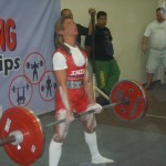 Team USA, Pan Am, Deadlift