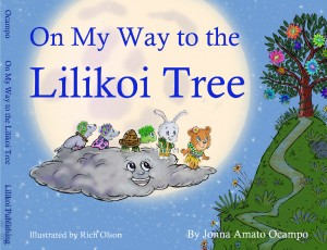 On My Way to the Lilikoi Tree